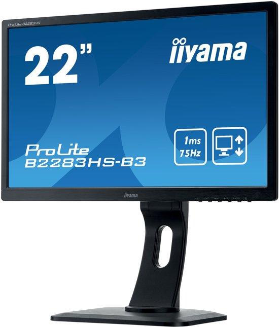 iiyama ProLite B2283HS-B3