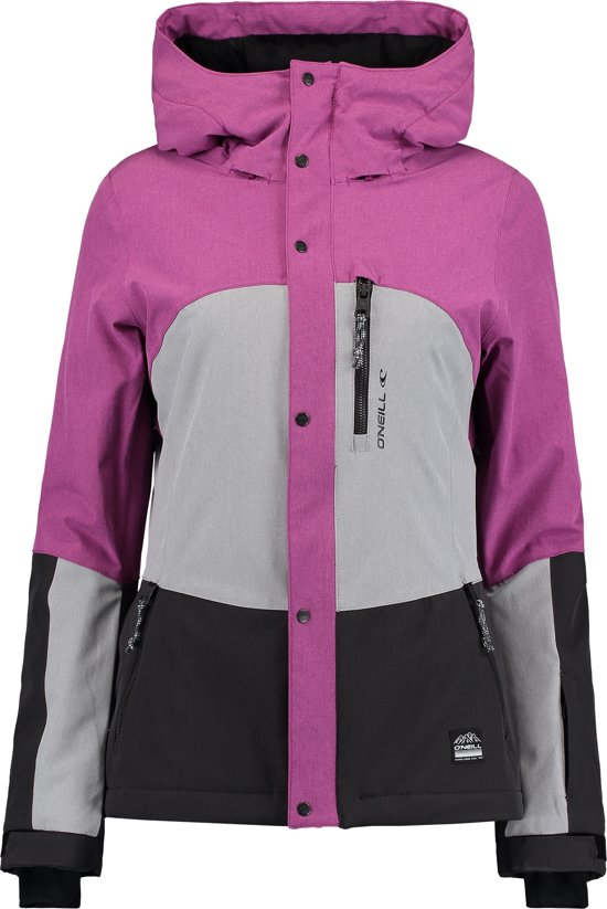 O'Neill Sportjas Performance Coral - Silver Melee - S