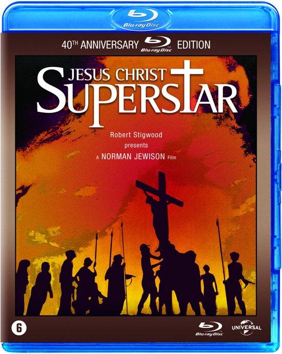 DVD cover van Jesus Christ Superstar (1973) (Blu-ray)