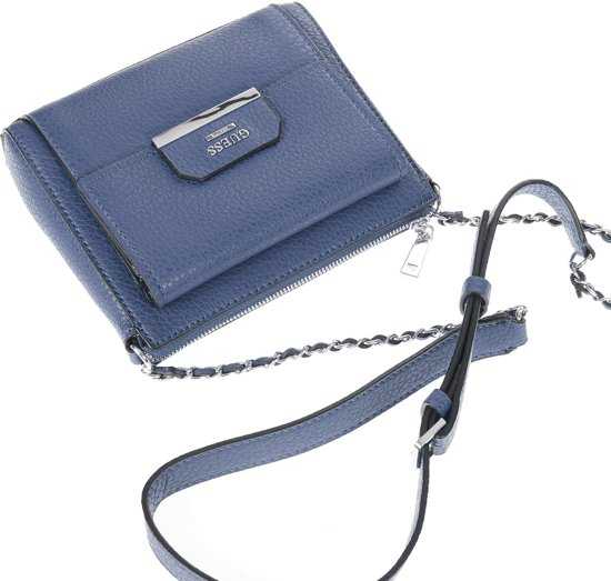 Guess Ryann - Crossbodytas - Blauw