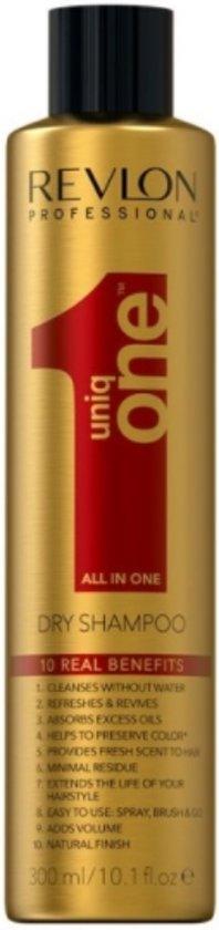 MULTI BUNDEL 3 stuks Revlon Uniq One Dry Shampoo 300ml