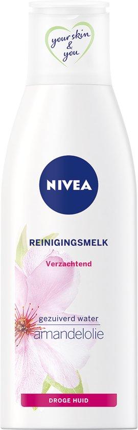 NIVEA Essentials Verzachtende - 200 ml - Reinigingsmelk
