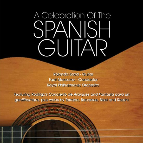 Celebration Of Spanish Guitar