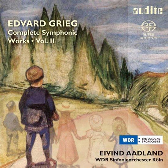 Grieg: Complete Symphonic Works Vol