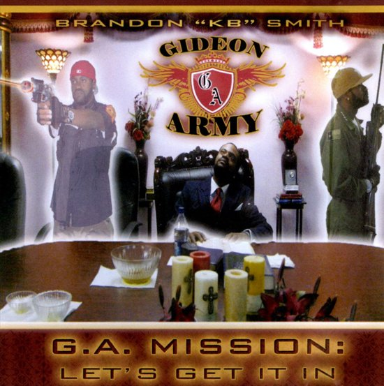 G.A. Mission: Let's Get It In