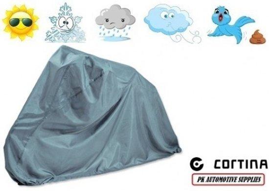 Fietshoes Polyester Geschikt Voor Cortina E-U4 Transport N7 2018 Heren -Grijs