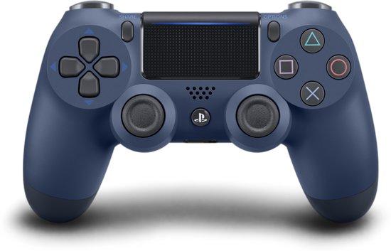 Sony PlayStation 4 Dualshock 4 V2 Controller - Midnight Blue - PS4