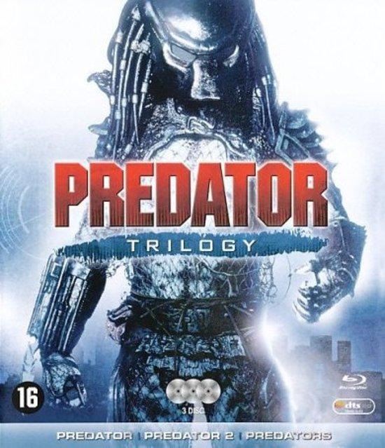 Cover van de film 'Predator Collection'