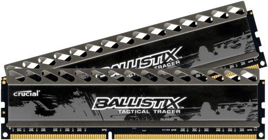 16GB kit (8GBx1) DDR3 - RAM / Werkgeheugen