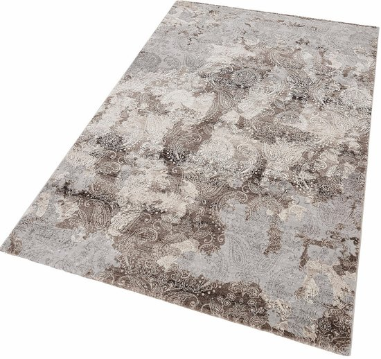 Merinos - Vintage 160x230 Grey /Brown