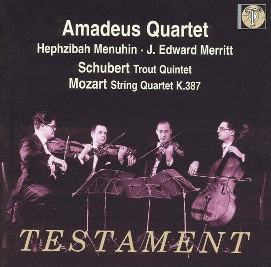 Trout Quintet/String Quartet