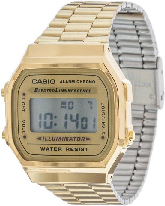 Casio Retro A168WG-9EF