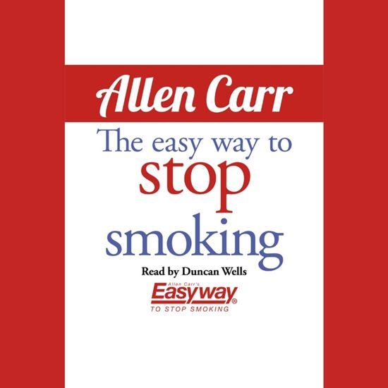 Boek cover Easy Way to Stop Smoking, The van Allen Carr (Onbekend)