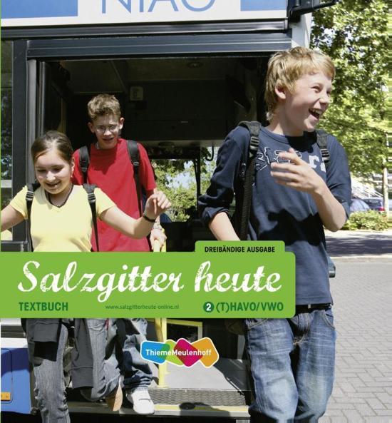 Salzgitter Heute 2 (t) Havo/vwo Textbuch