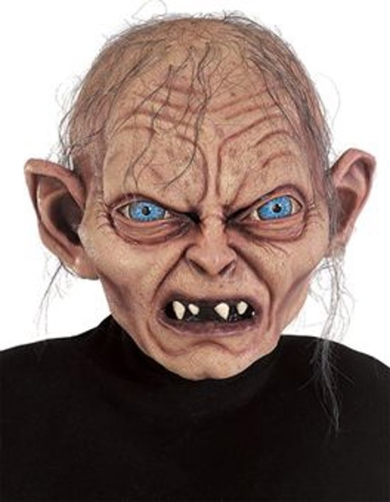 Citaten Uit Lord Of The Rings : Bol masker van gollum uit de lord of the rings™ voor