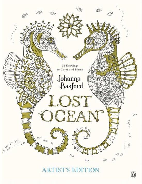 De verborgen oceaan posterboek