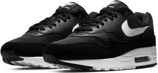 Nike Air Max 1 Sneakers - Maat 41 - Mannen - zwart/wit