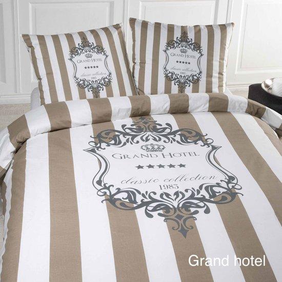 Papillon Grand hotel - dekbedovertrek - tweepersoons - 200 x 200/220 - Zand