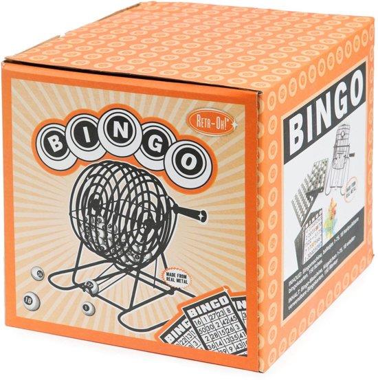 Afbeelding van Bingo spel speelgoed