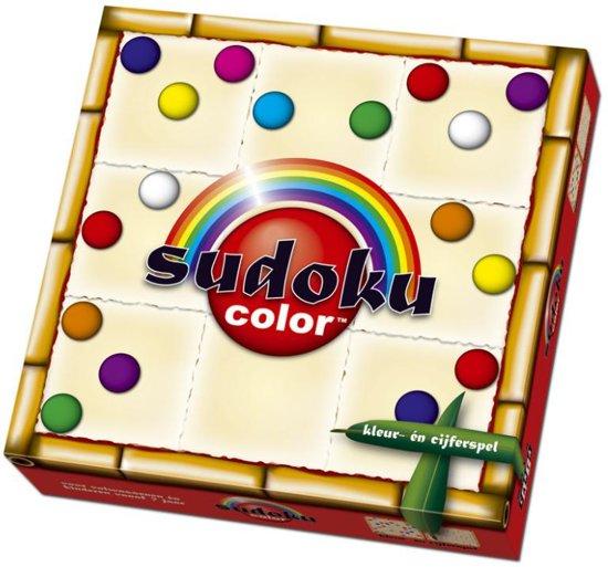 Afbeelding van het spel Sudoku Color