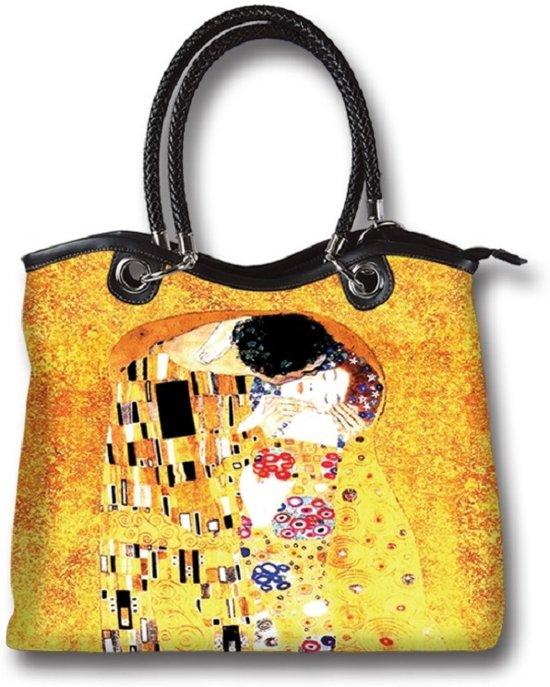 "Handtas, Tas, Vogue ""The Kiss"" van Gustav Klimt"