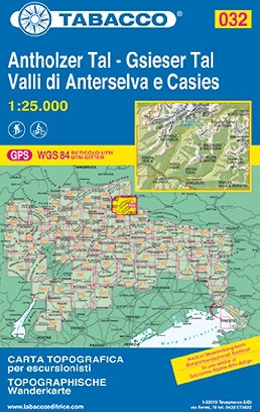 Vallee di Anterselva / Casies