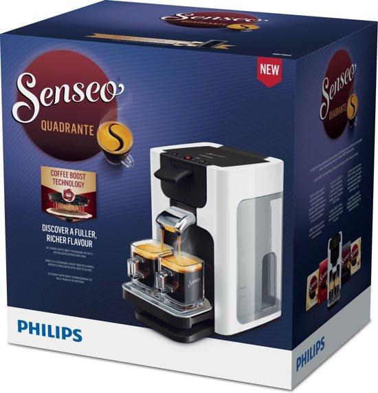Philips Senseo Quadrante HD7865/00 Wit