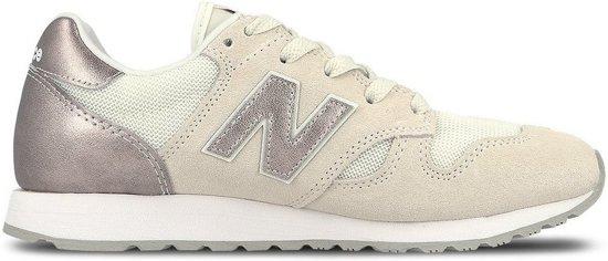 bol.com | New Balance Sneakers Wl 520 Sna Dames Grijs Maat 39