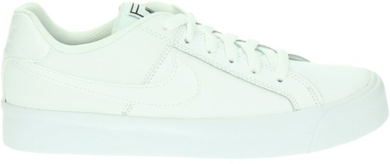 finest selection ffdf6 c277a Nike Dames Sneakers Court Royale Platform - Wit - Maat 39