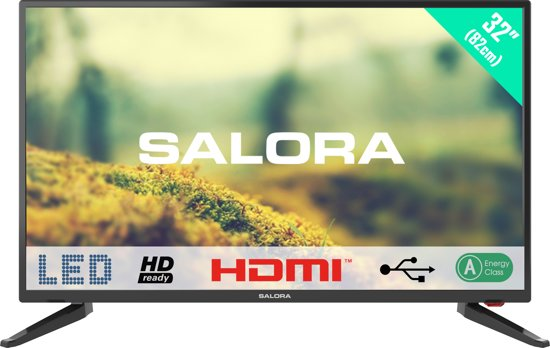 Salora 32LED1500 - HD ready tv in Flémalle-Grande