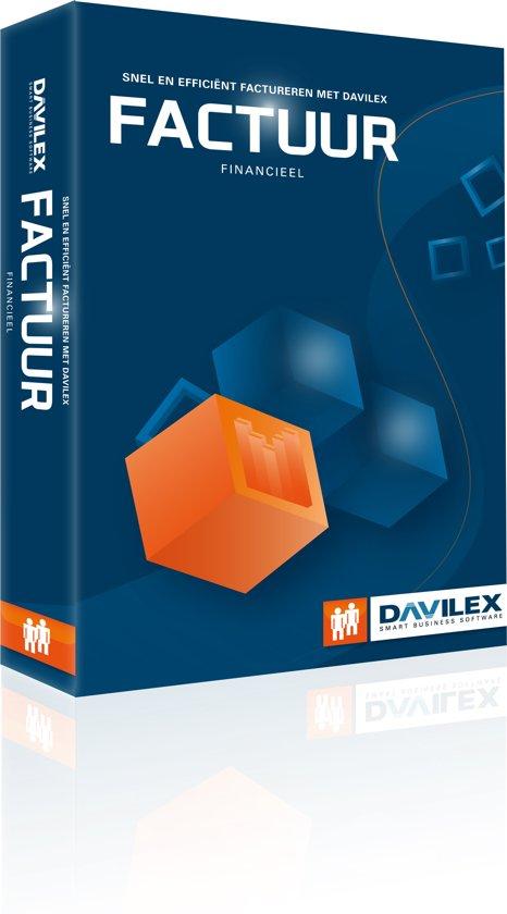 bol.  Davilex Factuur