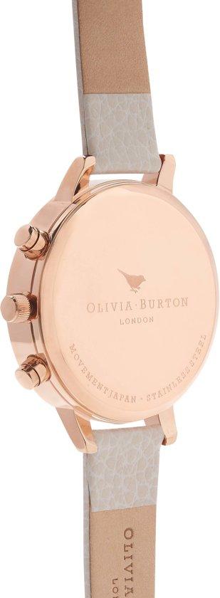Olivia Burton Big Dial Chrono Detail Horloge