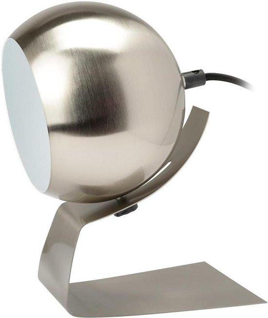 Bureaulamp Olga - Geborsteld staal - Le Studio