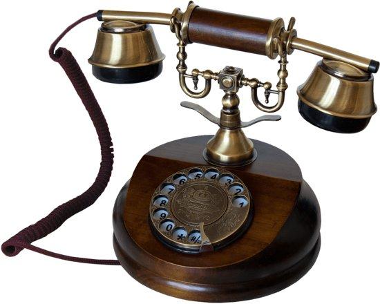 OPIS 1921 model A - Retro telefoon - Hout