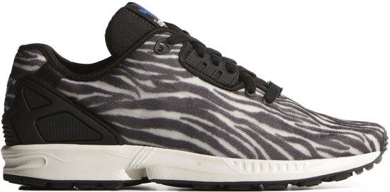 19a338795e0 adidas Originals ZX Flux Decon - Sneakers - Unisex - Maat 47 - Wit;Zwart
