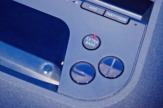 Sony GTK-XB5 Blauw