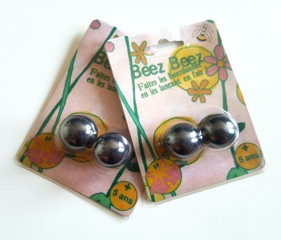 Beez beez magneet ballen
