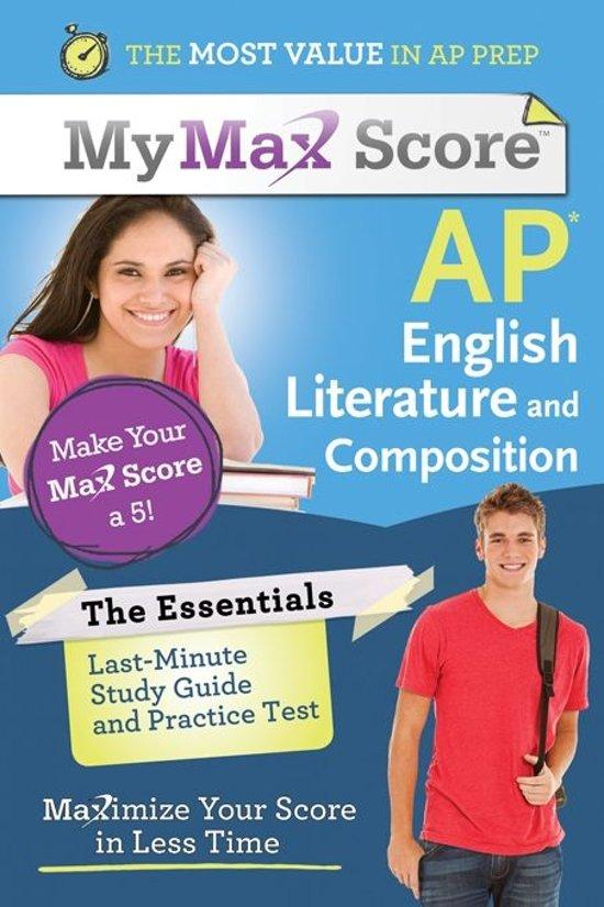 My Max Score AP Essentials English Literature and Composition
