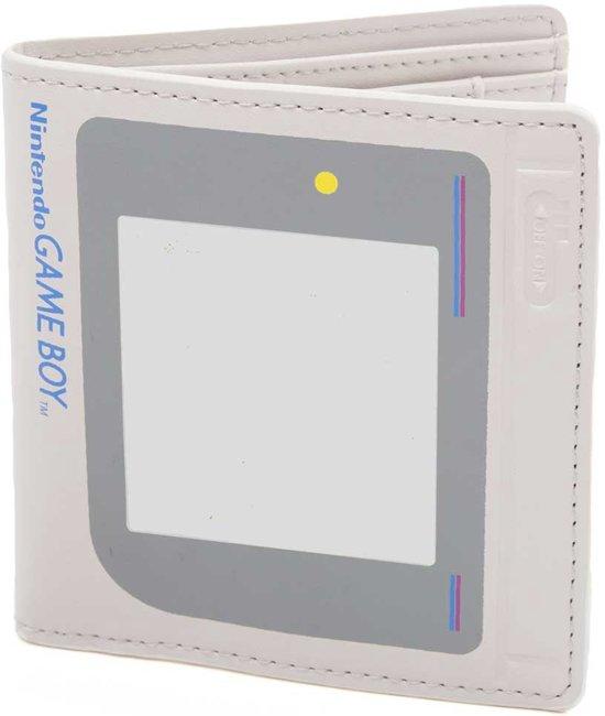 Nintendo - gevouwen portemonnee in de vorm van Game Boy