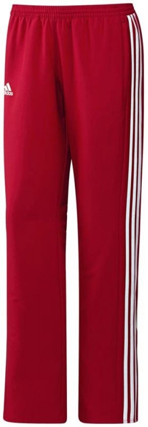 Adidas Trainingsbroek T16 Team Dames Rood Maat Xs