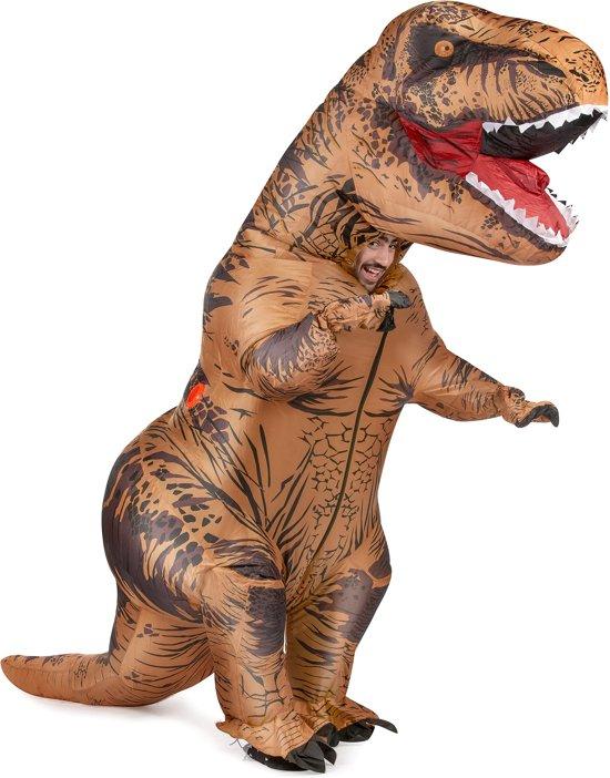 Ongekend bol.com | Opblaasbare T-rex kostuum voor volwassenen - Volwassenen OR-48
