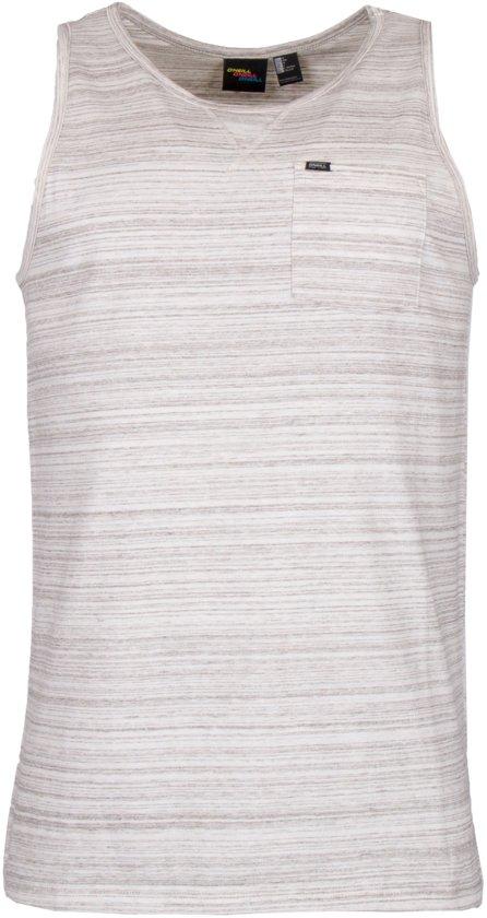 O'Neill Shirt - Maat XXL  - Mannen - wit/grijs