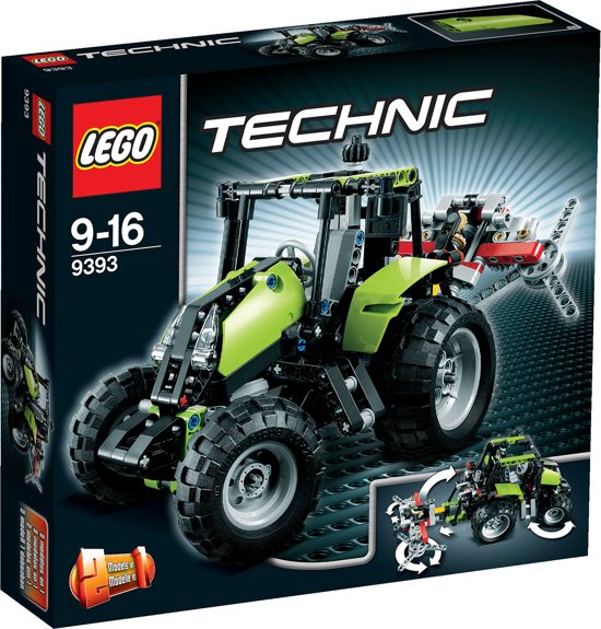 LEGO Technic Tractor - 9393