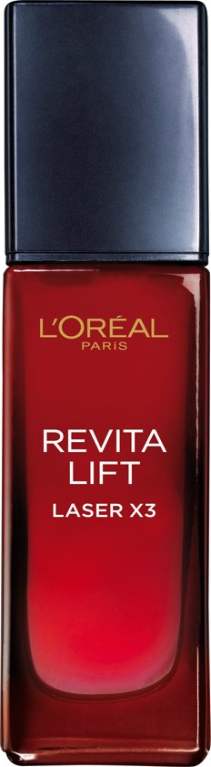 L'Oréal Paris Revitalift Laser X3 Serum - 30 ml - Anti Rimpel