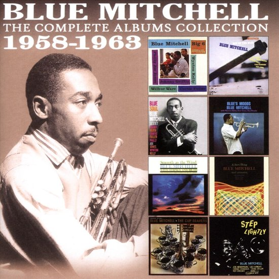 The Complete Albums Collection: 1958-1963