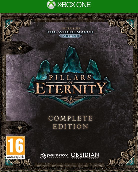 Pillars of Eternity (Complete Edition) Xbox One