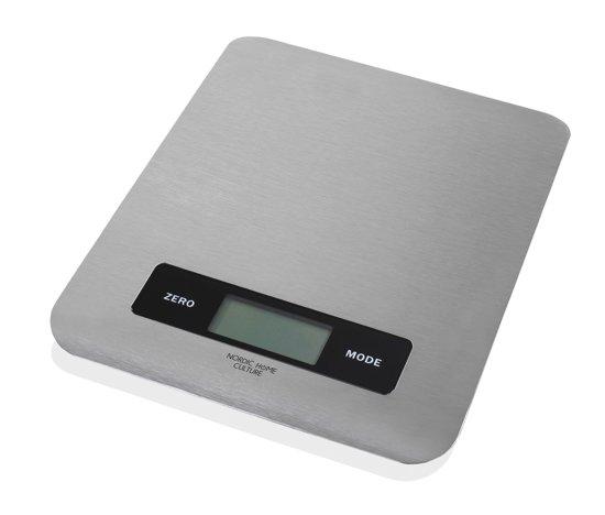 NORDIC HOME CULTURE SCL-002 Digitale Keukenweegschaal, 3 Jaar Garantie