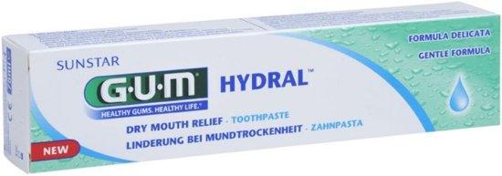 G.u.m. hydral tandpasta 75 ml