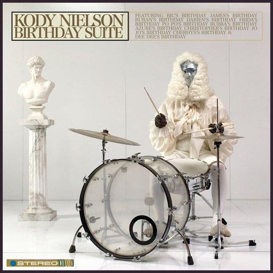 CD cover van Birthday Suite van Kody Nielson