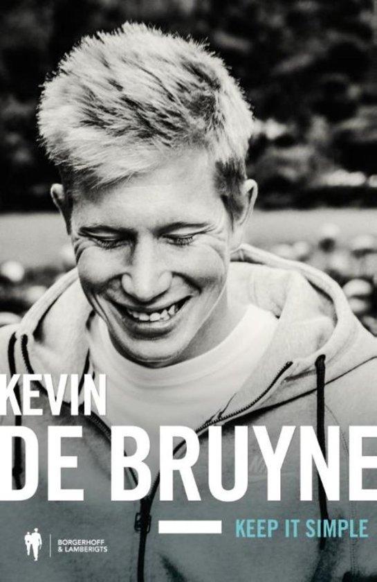 Boek cover Kevin De Bruyne van Raoul de Groote (Onbekend)